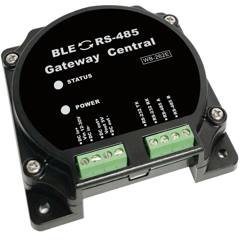 BLE / RS485 & RS232 Gateway Central