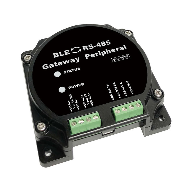 BLE / RS485 & RS232 Gateway Peripheral
